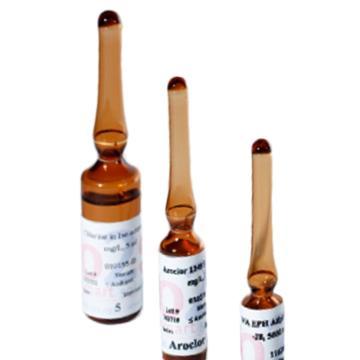 o2si 有機氯農藥標準品 δ-六六六 標準品 CAS:319-86-8 100mg/L于異辛烷 1ml/瓶 -10度