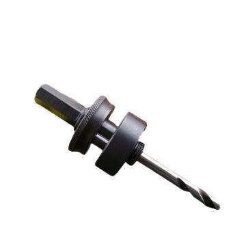 施泰力Starrett 開孔器支持柄,適合32-210mm雙金屬開孔鋸,A2