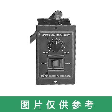 SPG 調速器,組合型,模擬型,單相 240V 50Hz,SUA40IX-V12