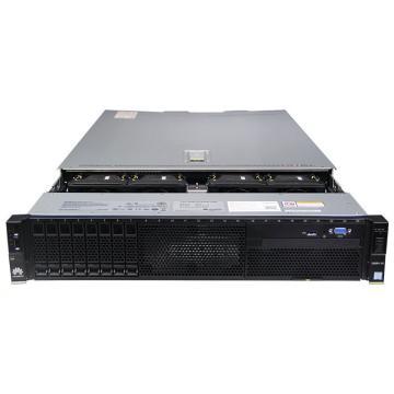 華為服務器,FusionServer 2288H V5 2*至強銀牌4110 2*32G 1*960G SSD 6*4T SATA 2*550W 導軌 12盤