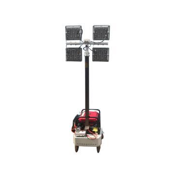 四川璟煜 移动工作灯,IP65,FJY6000A,4*100W,全方位泛光工作灯(带发电机),单位:个