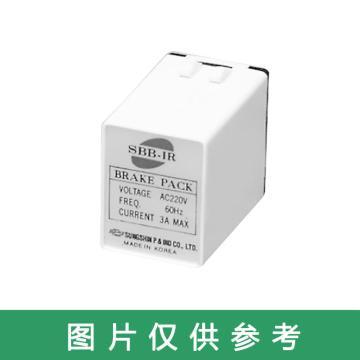 SPG 電子剎車器,接觸型,單相 110V 60Hz,SBB-IR
