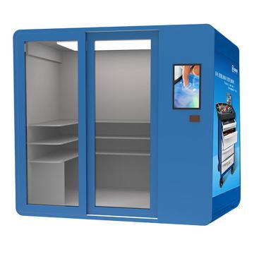 Raxwell 智能管理柜,微信登錄,廣域網連接,尺寸(長*寬*高mm):2500*1800*2400