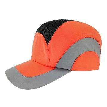 赛锐 轻型防撞帽,舒适款,橘色,SFT-TB010-28-OR