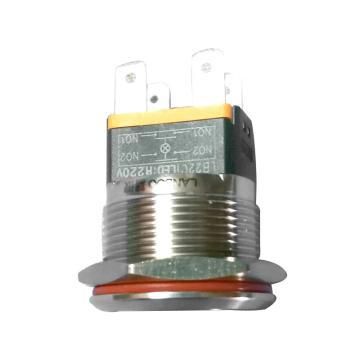 远光瑞翔 温控仪面板按键,5E-DHG,100635049,零件号:WXBLBL005,规格:WS-G408-01-02-008