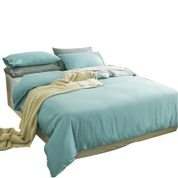 怡家品尚60支長絨棉 四件套 2.0 床單式:被套2.2*2.4米 床單2.45*2.7米 枕套48*74cm