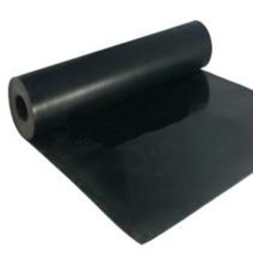 耀一 絕緣黑膠板 50kg/卷,5mm*1m*5m,卷