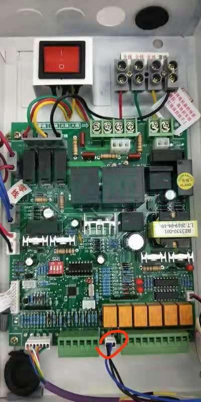 (限贵州区域)FJK-SD-SX2000主控板