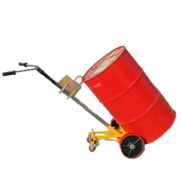 优程 油桶搬运车,DE450D,铁塑两用聚氨酯四轮