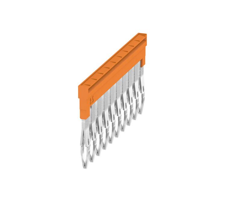 魏德米勒Weidmuller 2.5平方横联件,ZQV 2.5N/10