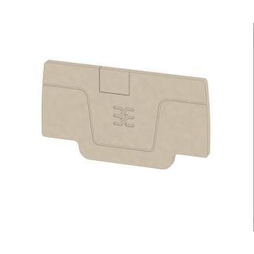 魏德米勒Weidmuller 2.5平方挡板,AEP 2C 2.5