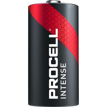 Procell致芯宏耀 堿性電池,2號,C ,高性能