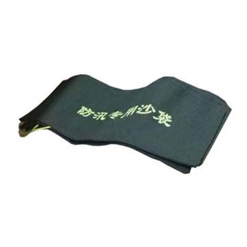 金能电力 防汛沙袋,帆布30×70cm,4×4帆布线