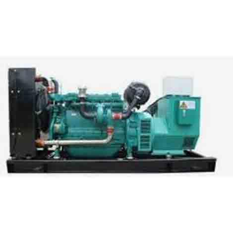 潍柴斯太尔 柴油发电机,250kW 3100mm*1200mm*1802mm