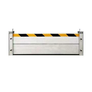 金能电力 防汛挡板,铝合金,厚度4cm,含两根立柱