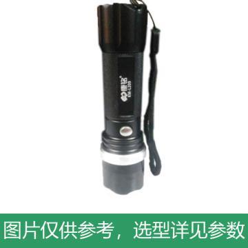 康铭 手电筒,KM-L209A 光通量240lm 含1节18650锂电池 不含充电器,单位:个