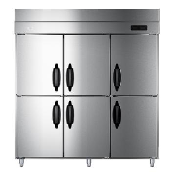 海爾 商用廚房冰箱,SL-1600C2D4WI