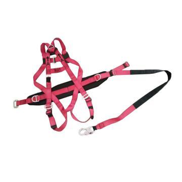 百業安 帶護腰全身式安全帶,EPI-11010,電工使用
