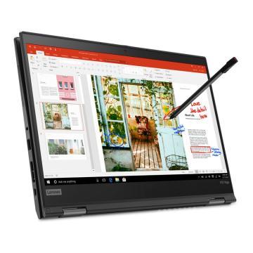 聯想筆記本,ThinkPad X13 Yoga i7-10510U 8G 512G SSD win10-h 指紋 藍牙 13.3觸屏 1年 含包鼠