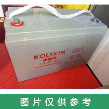 江蘇康麗欣 電動車輛專用電池,1塊/箱,6-EVF-100A