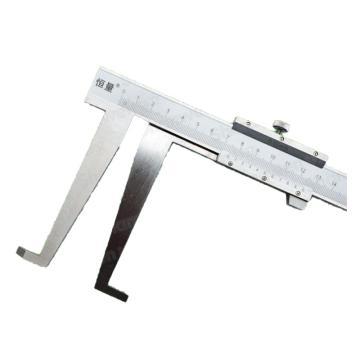 恒量 內溝槽游標卡尺(不含檢測),50-500標準0.02mm單下爪爪長150mm