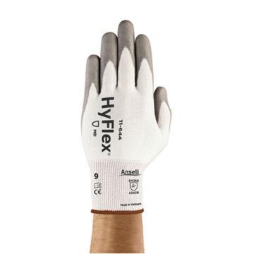 安思爾 3級防割手套,11-644-9,手掌涂層 灰色,12副/包