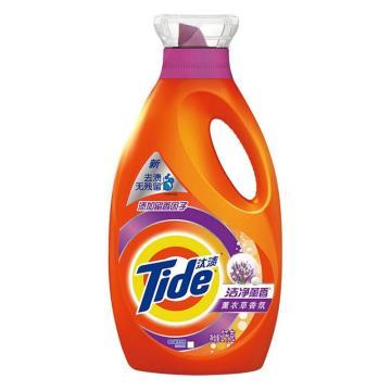 汰漬洗衣液,潔凈熏香 薰衣草香氛 2KG/瓶 單位:瓶