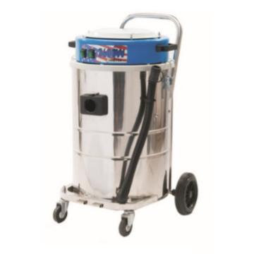 塔夫TAFFTOOL 工業干濕吸塵器,2.4KW 60L,7450260