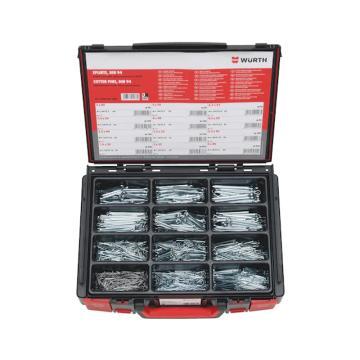 伍爾特WURTH,5964511701,開口銷套裝-SYSKO-ISO1234-(A2K)-1775PCS