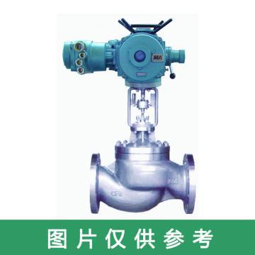上海阀门厂 电动闸阀,Z941H-25C DN600,电装2SA3041+LK,,阀体WCB