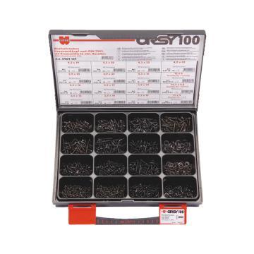 伍爾特WURTH,0964137,螺釘-STAP-SET-DIN7983-H2-(A2S)-1600PCS
