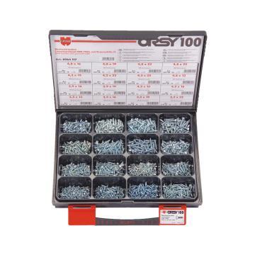 伍爾特WURTH,0964117,螺釘-STAP-SET-DIN7983-H2-(A2K)-1600PCS