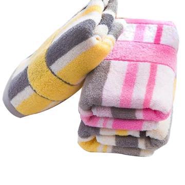 潔麗雅Grace純棉強吸水舒適面巾毛巾,645474*34cm 100g