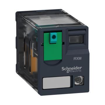 施耐德Schneider 中間繼電器,RXM3AB2BD(10個/組)