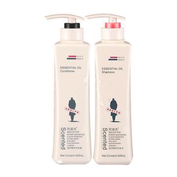 阿道夫 滋潤修護洗護套裝,含洗發水420ml+護發素420ml 單位:套