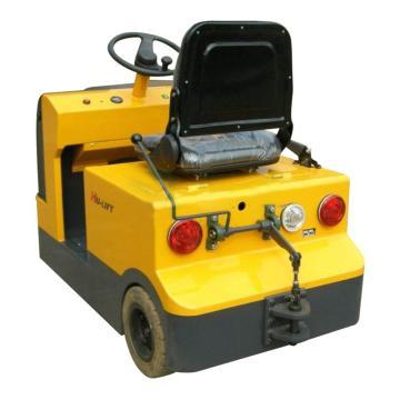 虎力 座駕式電動牽引車,載重3T 行駛速度7km/h,QTF30