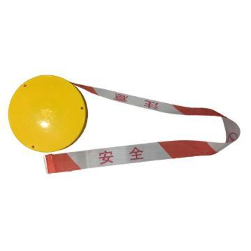 襄辰 永久性警示带,注意安全,红白,宽5cm,长100m