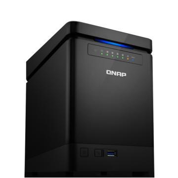 威联通(QNAP)存储服务器 TS453Bmini 8G内存(无内置硬盘)