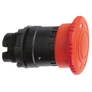 施耐德Schneider 塑料急停按钮头,红色,ZB5AS54C