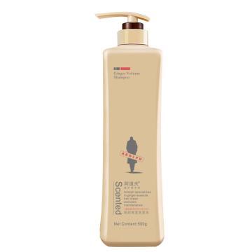 阿道夫(ADOLPH)洗發水,生姜防脫育發專研 防脫育發洗發水,500g 單位:瓶
