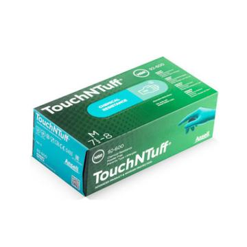 安思尔Ansell 无粉一次性手套,92-600-S,Touch N Tuff® 一次性丁腈手套 无粉,100只/盒
