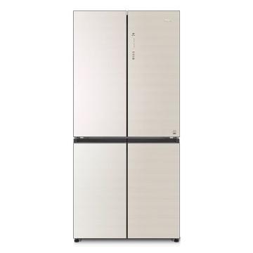 海尔 469L变频十字对开门冰箱,BCD-469WDCO,风冷,二级能效