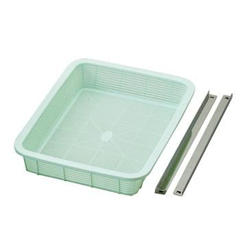 亚速旺 干燥器配件,浅型置物框隔板,3-5034-02
