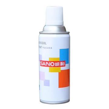 三和 自動噴漆,白色,350ML/罐