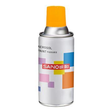 三和 自噴漆,中黃 350ml/瓶 ,12瓶/箱