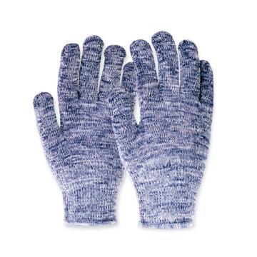 Raxwell 550g尼龍手套,迷彩,10針,12副/袋,RW2105