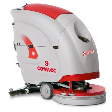 高美(COMAC)洗地机,手推盘刷式全自动 Simpla 50 B