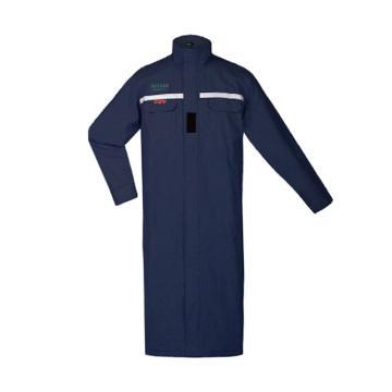 锦禾 4级防电弧大袍,47卡,藏青色,E4G1301-3XL