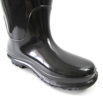 祥力 PVC帶反光礦工靴,XLKGX1