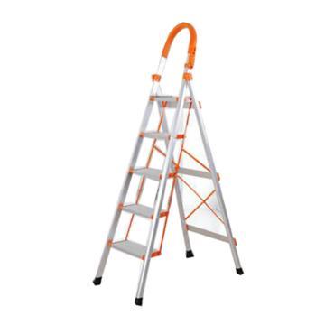 儲冠 折疊梯,五步梯,高165cm
